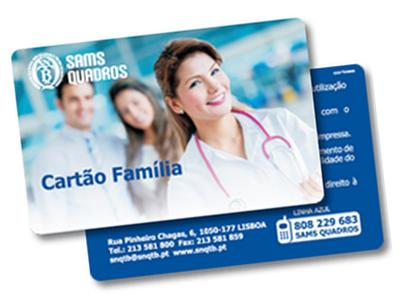 OralSmile SAMS Quadros Familia